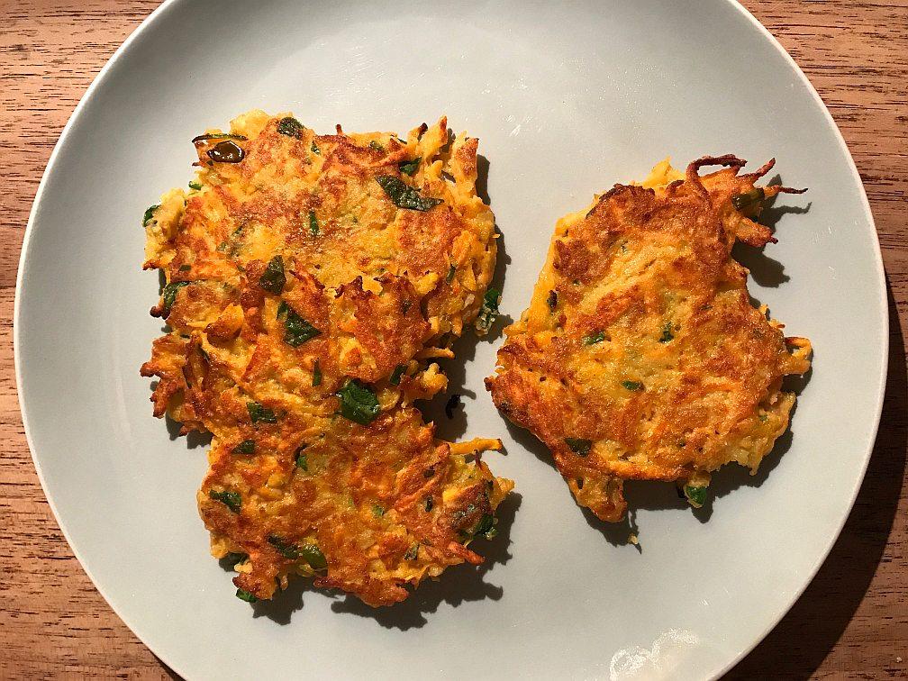 Fritters-Gemüselaibchen-Rezept