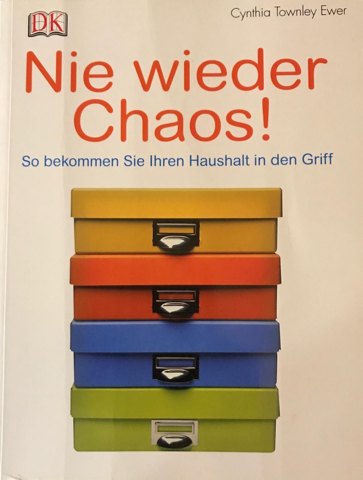 Nie-wieder-Chaos-Buchrezension